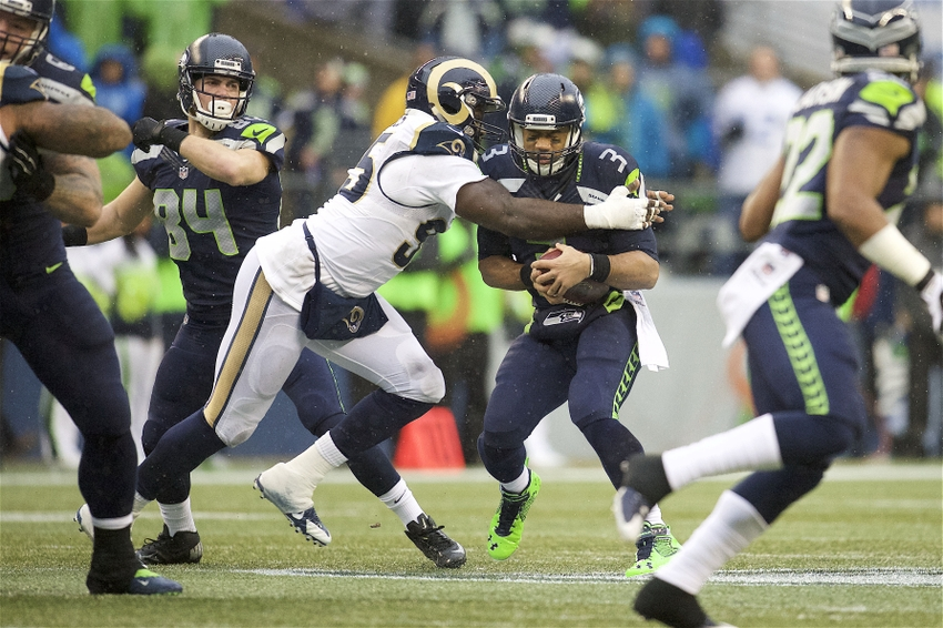 Image result for russell wilson loss vs rams