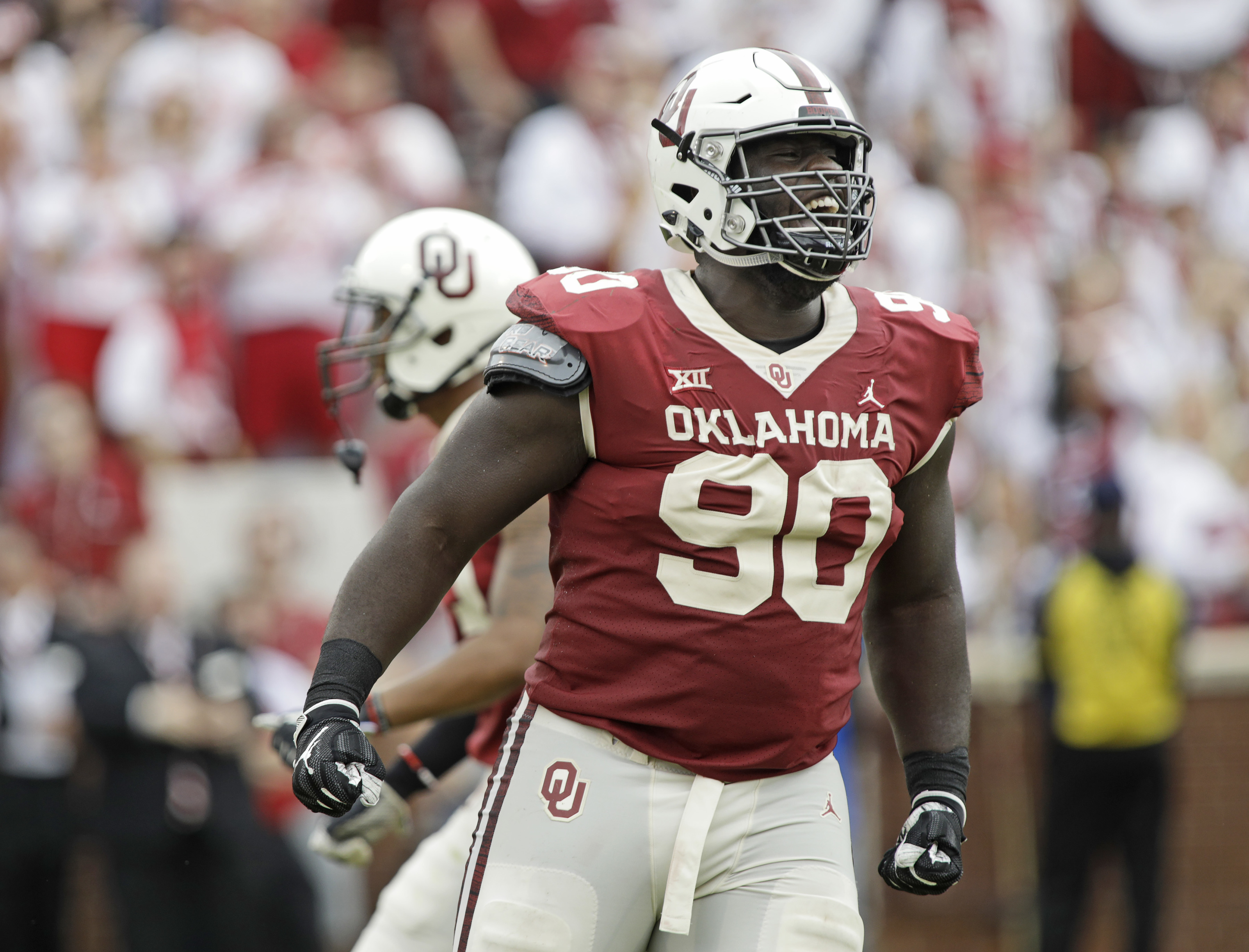 Seahawks draft profile: Defensive tackle Neville Gallimore packs a ...