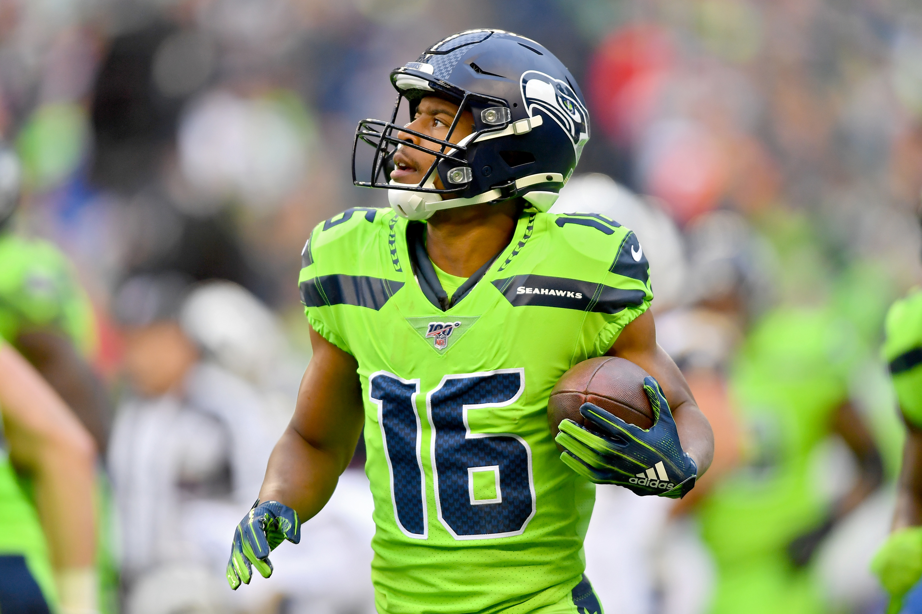 Seahawks Versus Rams Tyler Lockett And The Amazing Play
