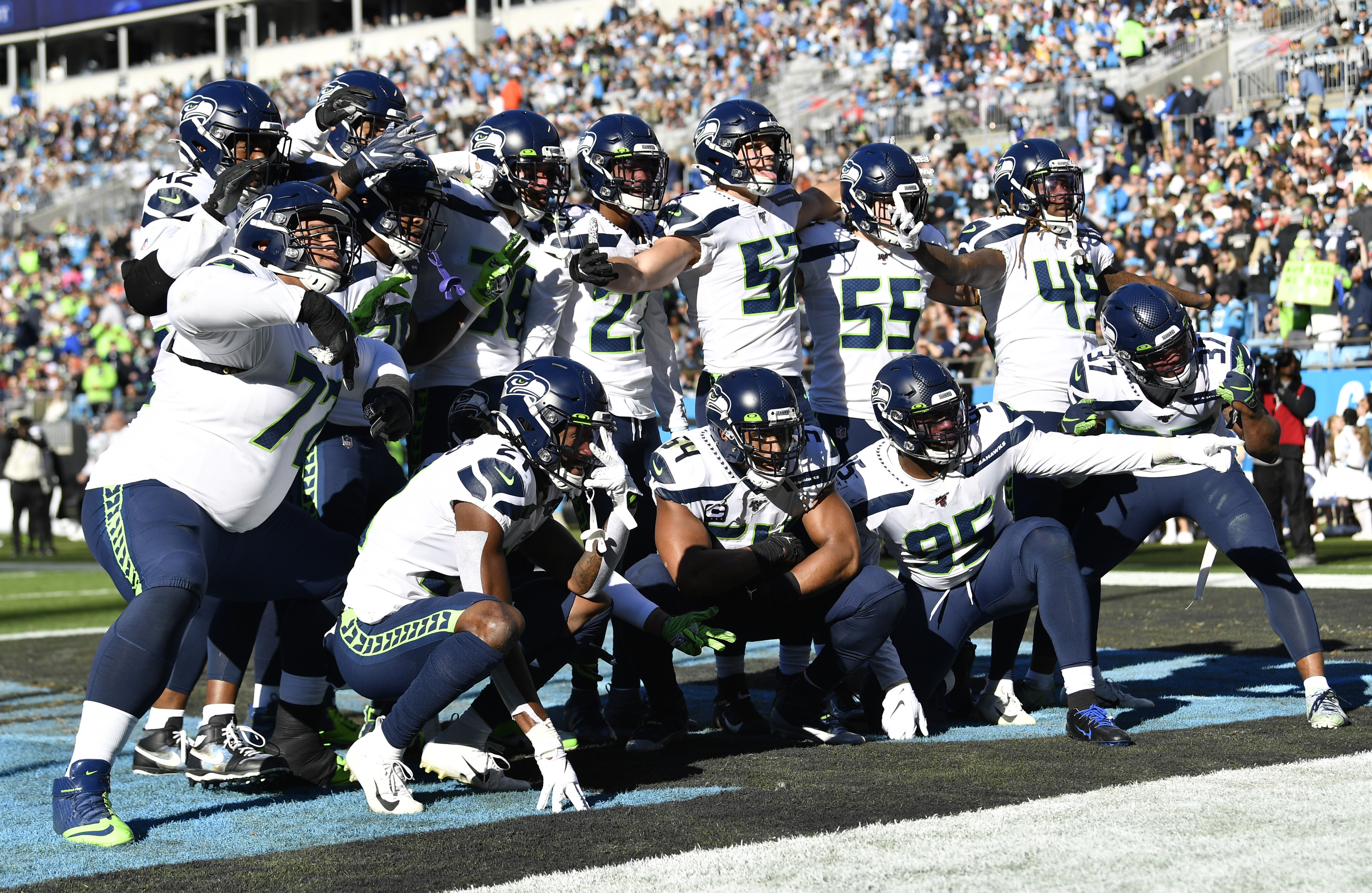 Predicting the Seahawks starters on defense in 2020