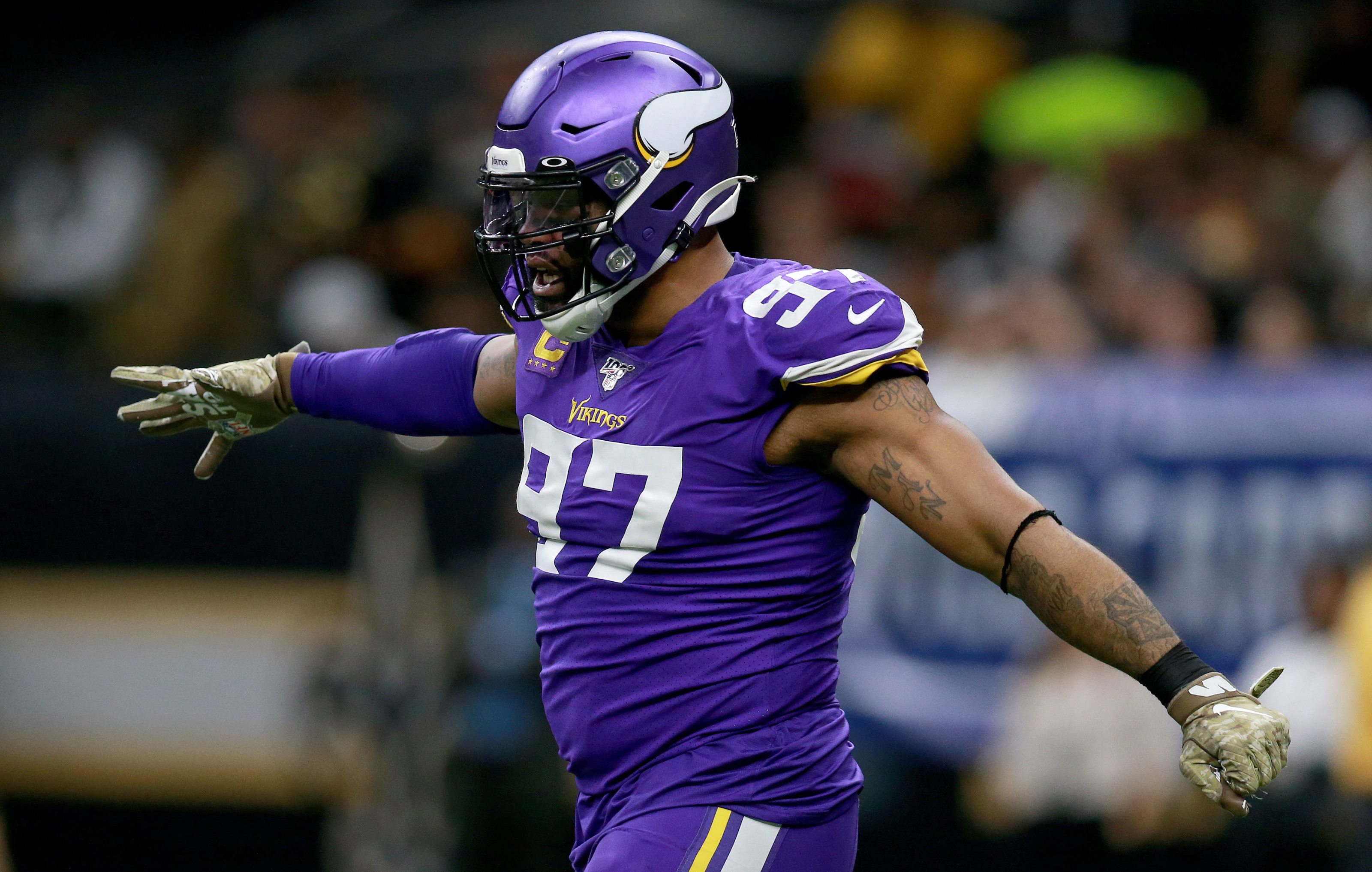 Seahawks should add just one Viking, and that has to be Everson Griffen