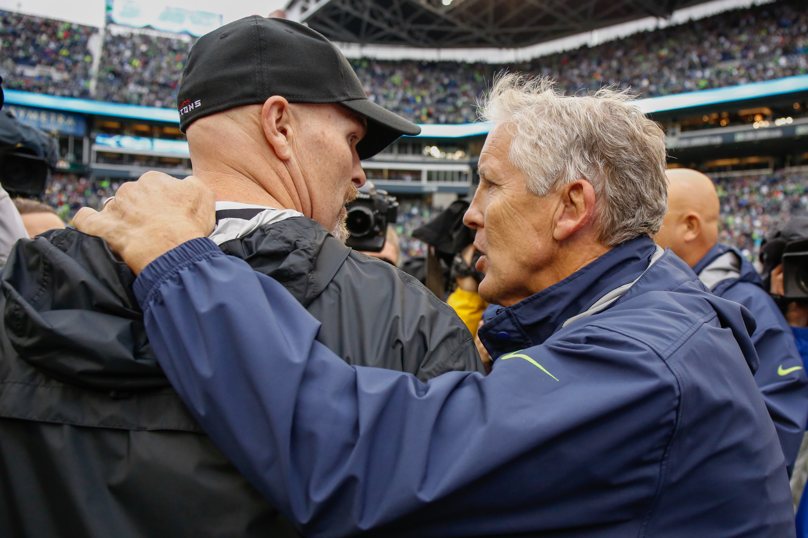 Maybe Seahawks Should Replace Ken Norton Jr With Dan Quinn