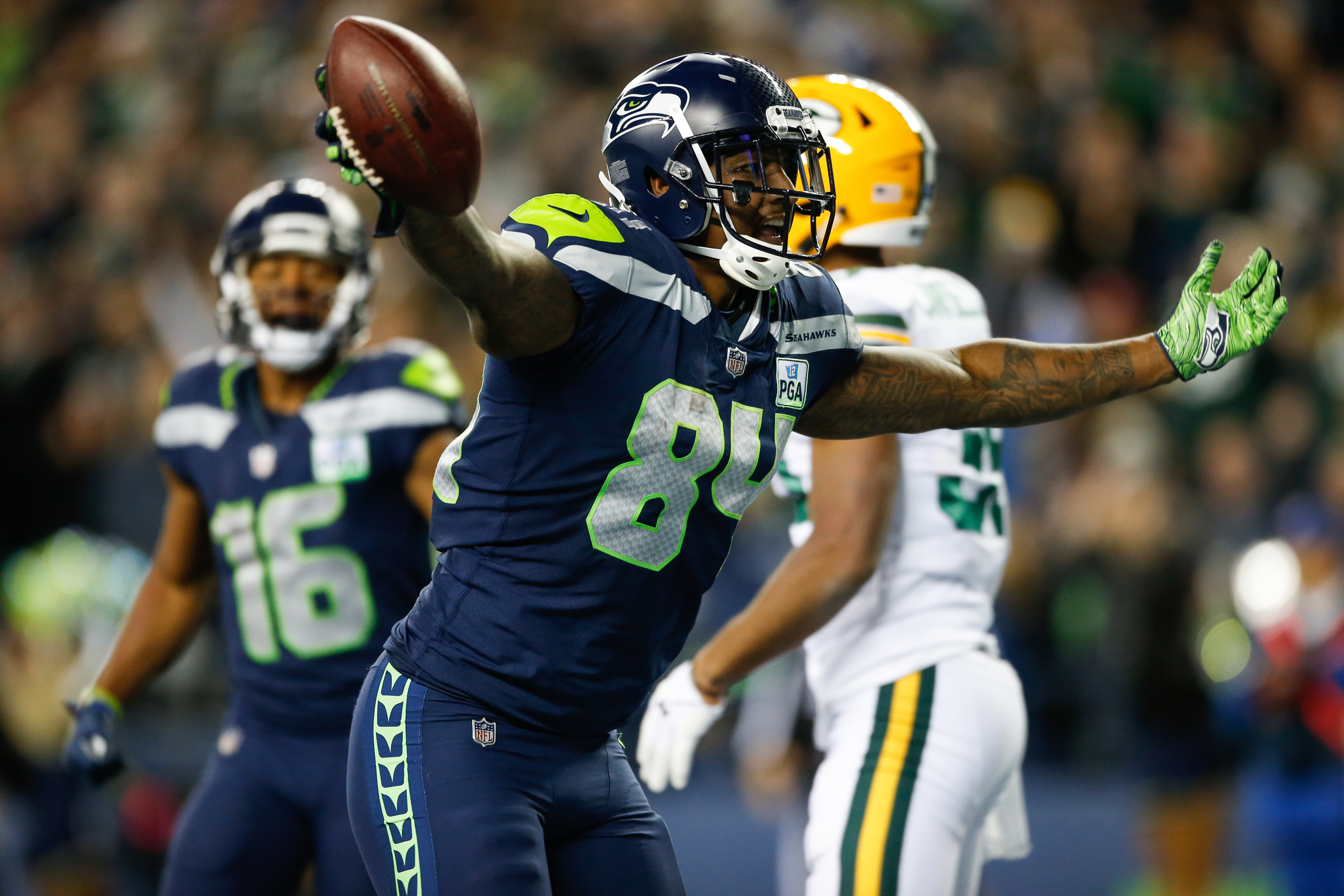 Seahawks Ed Dickson proves he's a better value than Jimmy Graham