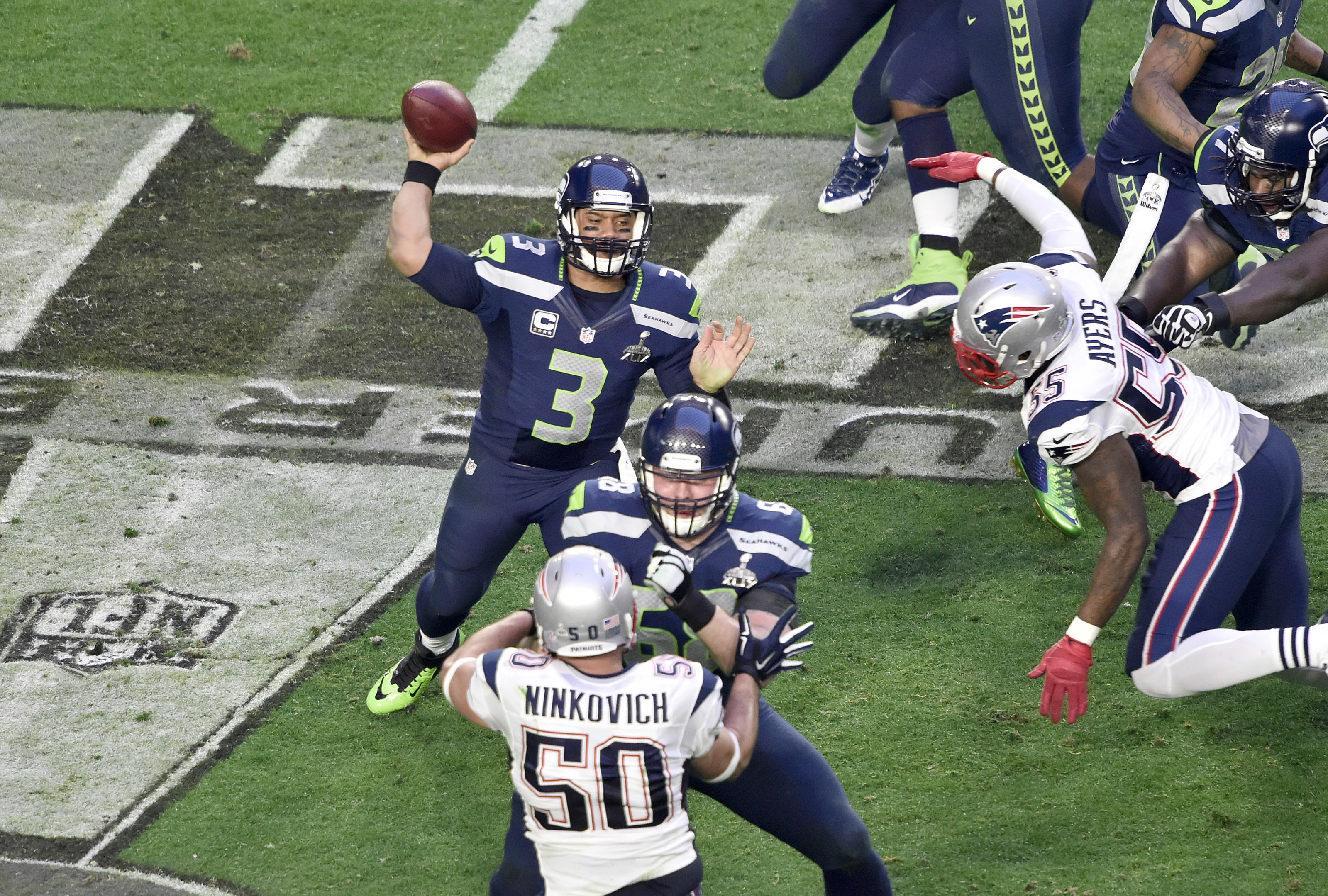 Seahawks Versus Patriots Our Staff Foresees A Happy Group Of 12s
