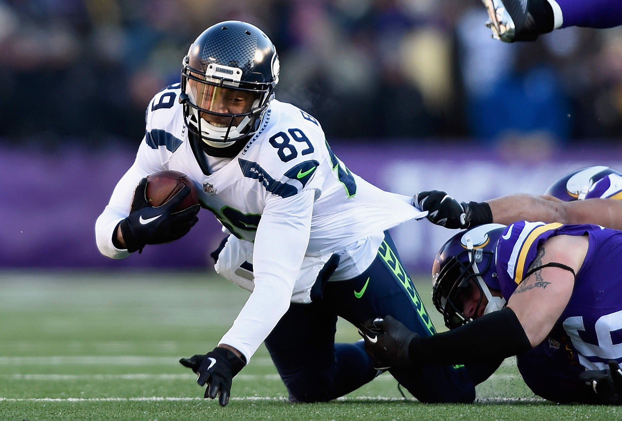 Seahawks are very different teams from quarter to quarter