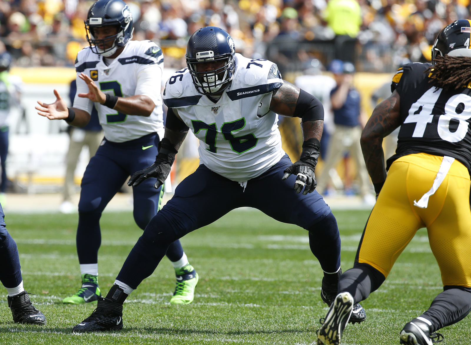 Seahawks 2021 NFL draft: Targets at offensive tackle for Seattle