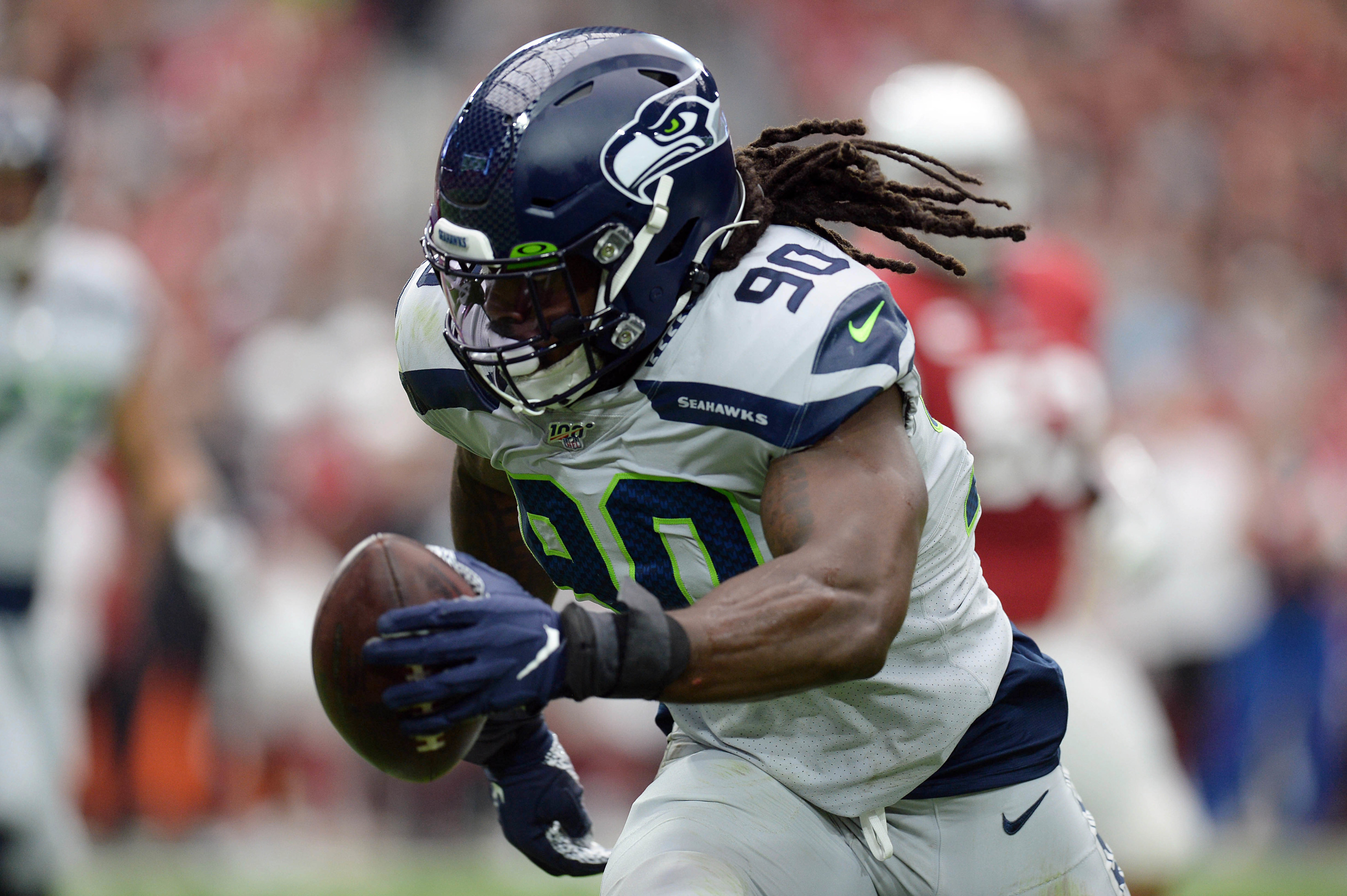 The Seahawks Are Surprisingly Better Off Without Jadeveon Clowney